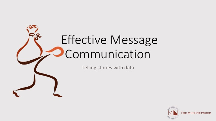 Effective Message Communication